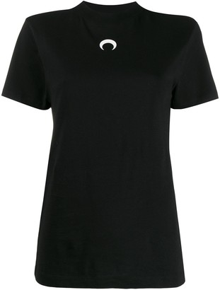 Marine Serre radiation print T-shirt