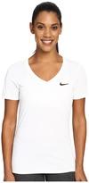 Nike Dry Legend V-Neck Shirt Women's T Shirt