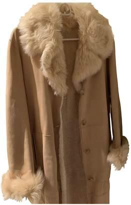 Cole Haan Fur Coat for Women