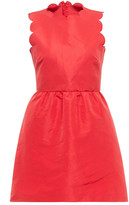 Thumbnail for your product : RED Valentino Taffeta Peplum Mini Dress