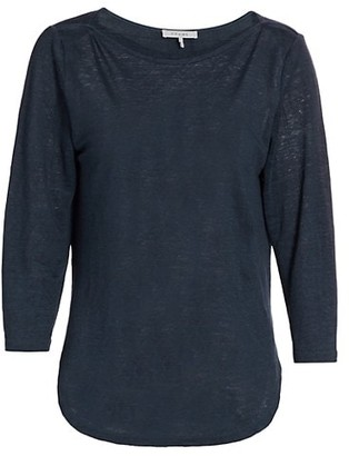 Frame Weekender Boatneck T-Shirt