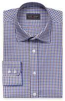 Brown/Blue checked shirt