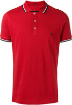Fay logo polo shirt - men - Cotton/Spandex/Elastane - M