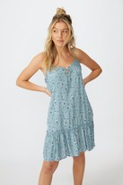 Supre Olivia Tiered Frill Hem Dress