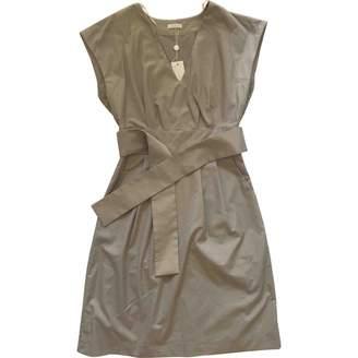 Cacharel Beige Cotton Dress for Women