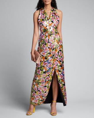 Borgo de Nor Alyona Twill Cocktail Dress