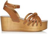 Etoile Isabel Marant Zia Wedge Sandal