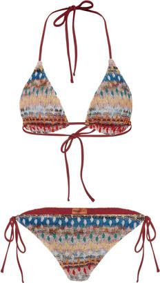 Missoni Mare Multi-Color Patterned Bikini
