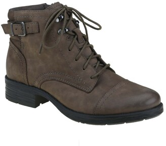 Planet Shoes Melanie 2 Stone Boot