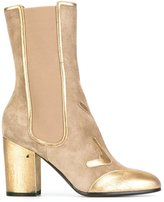Laurence Dacade almond toe boots