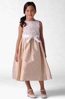 Us Angels Lace Dress (Infant, Toddler, Little Girls & Big Girls)