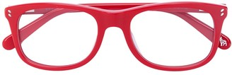 Stella McCartney Thick-Framed Eyeglasses