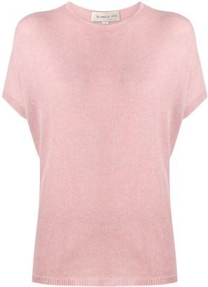 Blanca Vita fine cashmere T-shirt