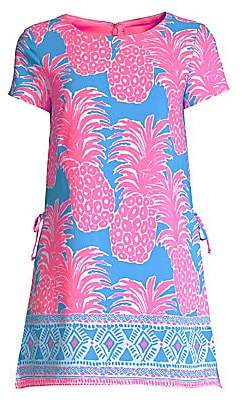Lilly Pulitzer Women's Blanca Pineapple Print Romper
