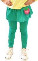 uxcell® Girls Strawberry Applique Skirt Leggings Allegra Kids