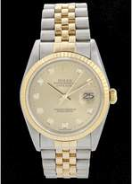 Rolex Datejust 36mm Other gold and steel Watches