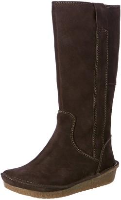 Clarks Women's Lima Rhapsody Short Shaft Boots