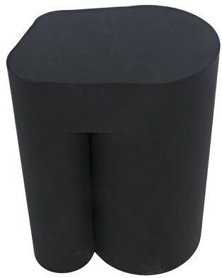 Noir Blair End Table