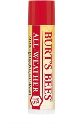 Burt's Bees 100% Natural All-Weather Spf15 Moisturising Lip Balm 4.25G