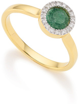 Monica Vinader Naida Mini Circle Ring