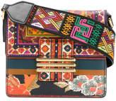 Etro patterned shoulder bag