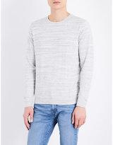 Calvin Klein Sambolo Cotton-knitted Jumper