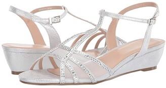 Paradox London Jilly (Silver) Women's Shoes