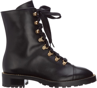 Stuart Weitzman Kolbie Combat Boots