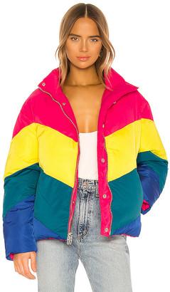 Blank NYC BLANKNYC Reversible Puffer Jacket
