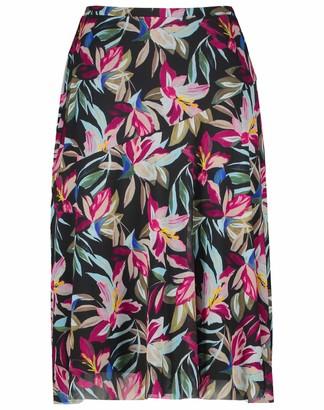Gerry Weber Skirt 310900 Women's Multicolor 44
