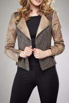 Insight Basket Weave Jacket