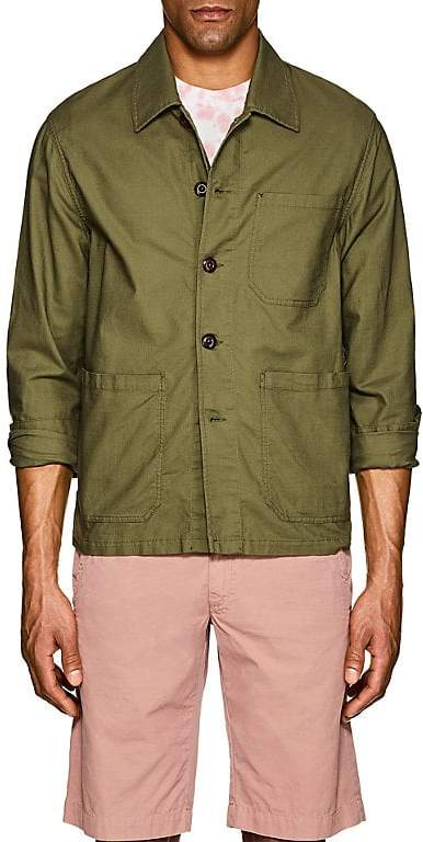 Glanshirt Men's Allan Cotton Shirt Jacket