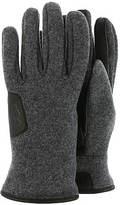 UGG Men's Leather-Trimmed Fabric Smart Glove