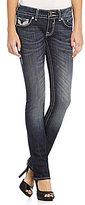 Vigoss New York Straight-Leg Jeans