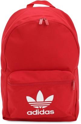 adidas Logo Print Techno Backpack