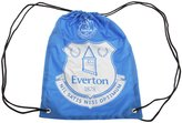 Everton F.C. Everton FC Official Foil Print Football Crest Gym Bag