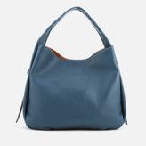 Coach 1941 Women's Glovetanned Pebble Leather Bandit Hobo Bag - Dark Denim