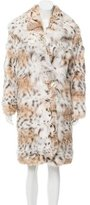 Neiman Marcus Lynx Fur Coat