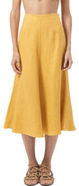 Hansen & Gretel Bek Linen Skirt