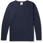 S.n.s. Herning - Origo Ribbed Merino And Virgin Wool-blend Sweater