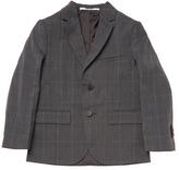 HUGO BOSS Intarsia Suit Jacket