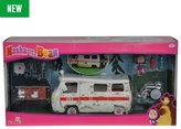 Simba Masha and the Bear Playset Ambulance