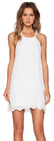 Winston White Paloma Dress White