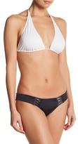 Tularosa Carter Woven Detail Bikini Bottom