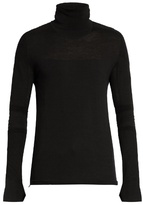Y-3 Sport Long-sleeved performance sweater