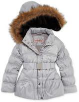 Asstd National Brand Heavyweight Puffer Jacket - Girls-Preschool