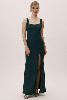 BHLDN Adena Dress By in Green Size 20