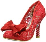 Irregular Choice Mal E Bow, Women Closed-Toe Pumps,(40 EU)