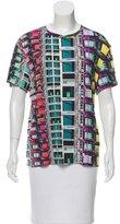 Mary Katrantzou Digital Print Crew Neck T-Shirt