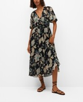 Thumbnail for your product : MANGO Flower Print Dress